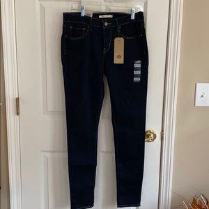 WT! Women's Levi's 710 super skinny jeans size 30
